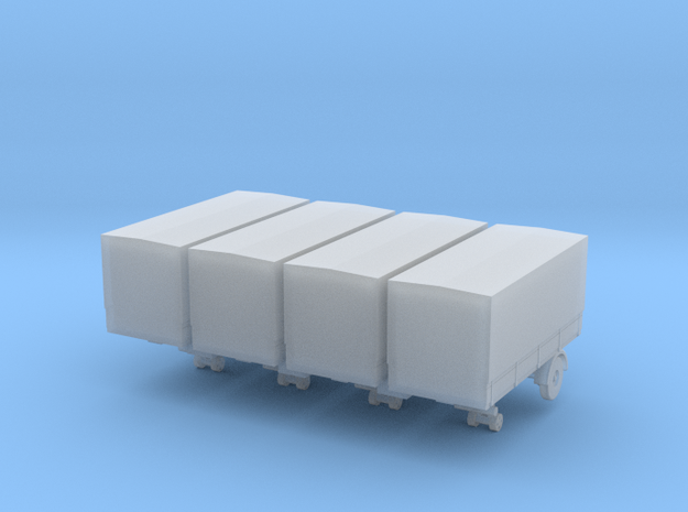 mh3-trailer-15ft-6ft-covered-van-148fs-1-x4 in Smooth Fine Detail Plastic