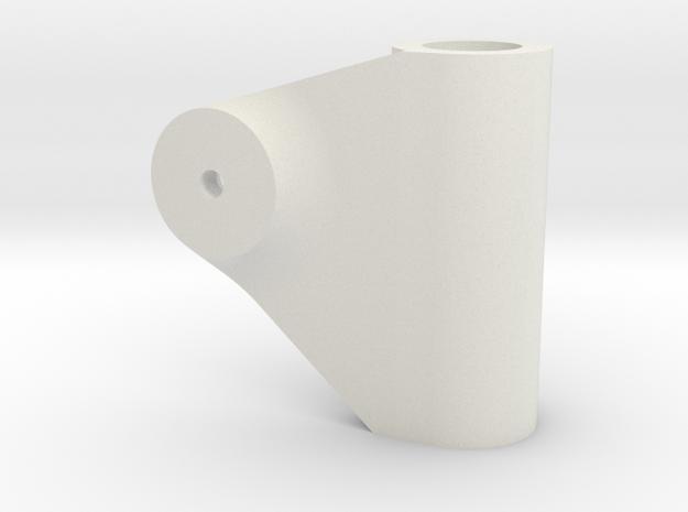 Left_fpv in White Natural Versatile Plastic