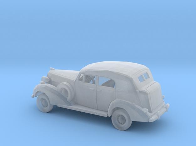 1/160 1936 Buick Sedan Convertible Pheaton Kit in Smooth Fine Detail Plastic