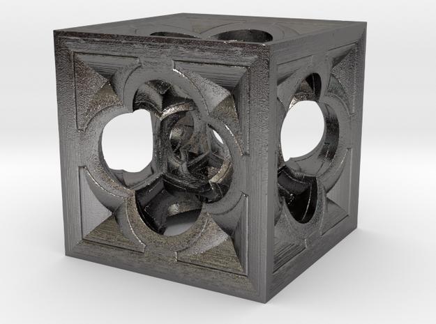 Fractal Menger Cube NH3 3d printed