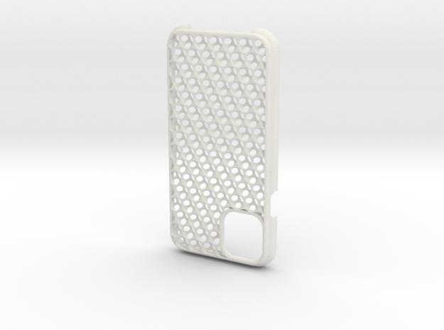 iPhone 11 Mac Pro inspired case.  in White Natural Versatile Plastic