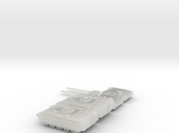 TRO3063 - Werefox Martel in Smooth Fine Detail Plastic