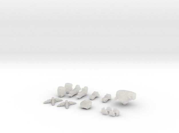 TRO3063 - Bifrost in Smooth Fine Detail Plastic