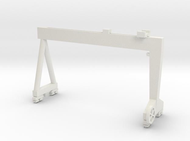 Gantry_1250_v1_x1L in White Natural Versatile Plastic