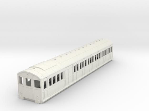 o-87-metropolitan-mw-1927-motor-coach in White Natural Versatile Plastic
