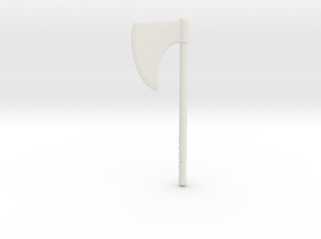 One handed Axe