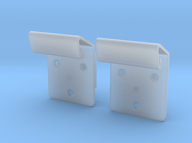 Jetpack Hooks 1/6th Scale in Smooth Fine Detail Plastic