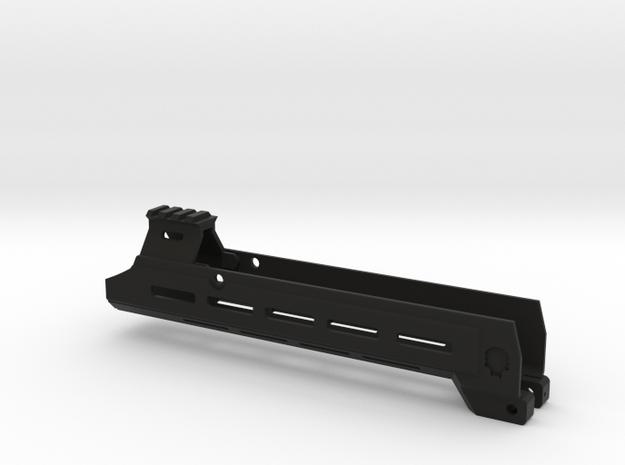 Masada Handguard V2 (HPA) w/rail in Black Natural Versatile Plastic