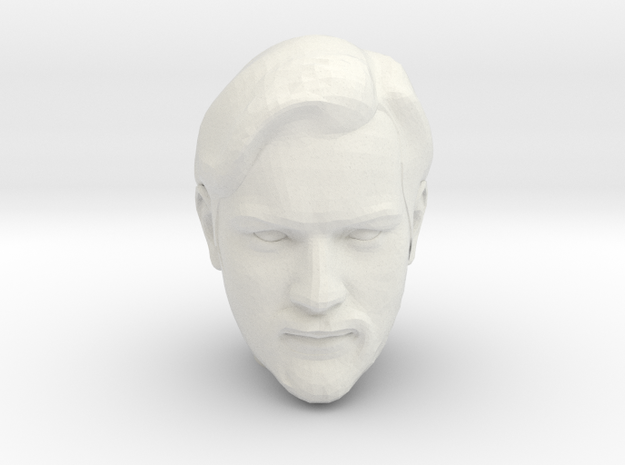 Obi Wan Kenobi | CCBS Scale in White Natural Versatile Plastic