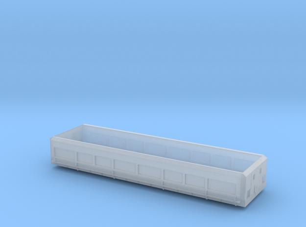 1:160-418v-Dumpcar-Radwan-PKP in Smooth Fine Detail Plastic