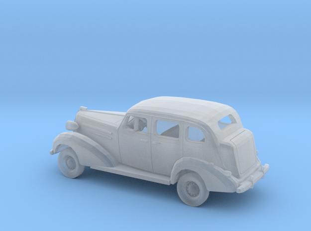 1/160 1936 Chevrolet Sedan Kit in Smooth Fine Detail Plastic