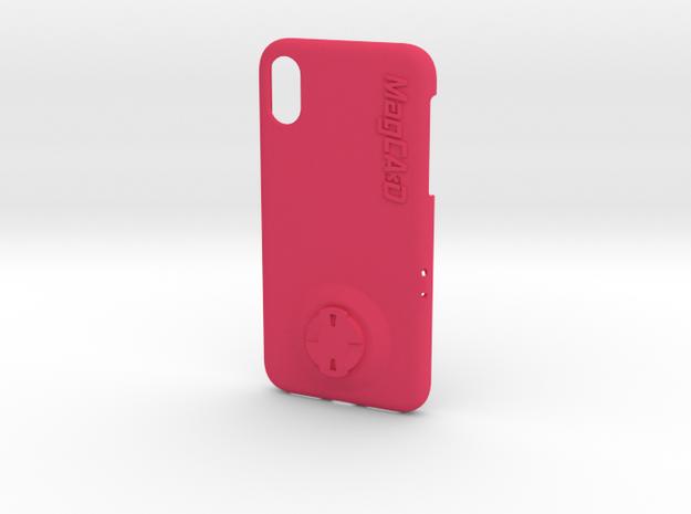 iPhone X Wahoo Mount Case