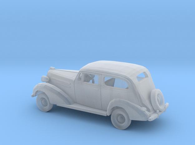 1/87 1936 Chevrolet Standard 2Door Sedan Kit in Smooth Fine Detail Plastic