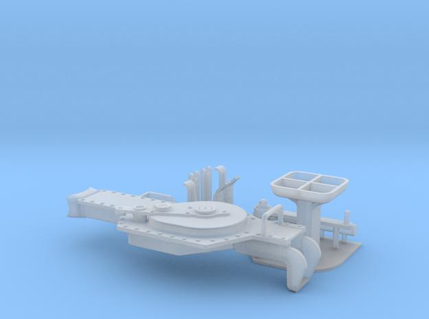 1:16 German ww2 20 ton jack (w/brackets) in Smooth Fine Detail Plastic