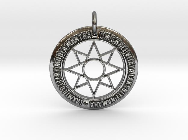 Goddess Laxmi Star & Mantra for Lottery