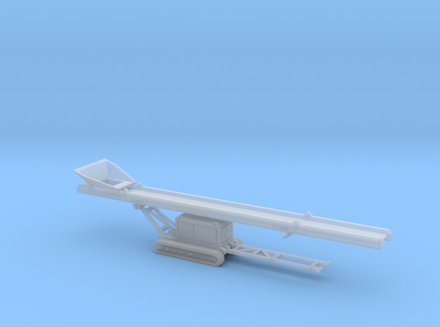 N Scale Tracked Conveyor in Smooth Fine Detail Plastic