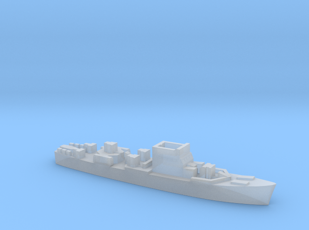 US SC-497 class submarine chaser 1:1200 WW2 FUD in Smooth Fine Detail Plastic