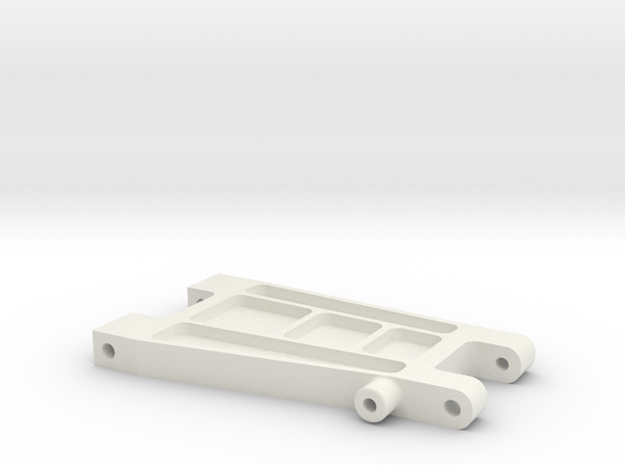 AYK  Radiant Rear Arm  RZ12 in White Natural Versatile Plastic