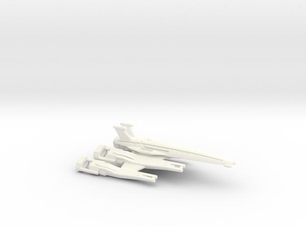 Nomad-D SR-II 3d printed