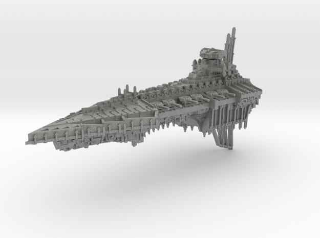 Desolation Battleship in Gray PA12