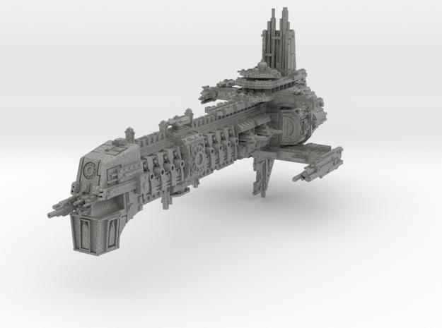 Archbishop Battleship in Gray PA12