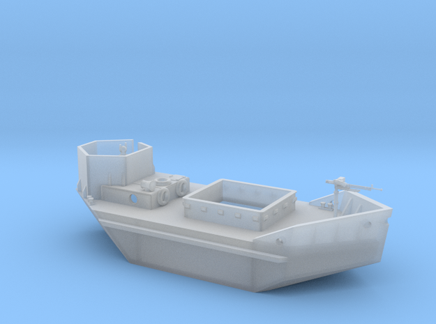 1/72nd scale Ladoga Tender, short, armoured in Smooth Fine Detail Plastic