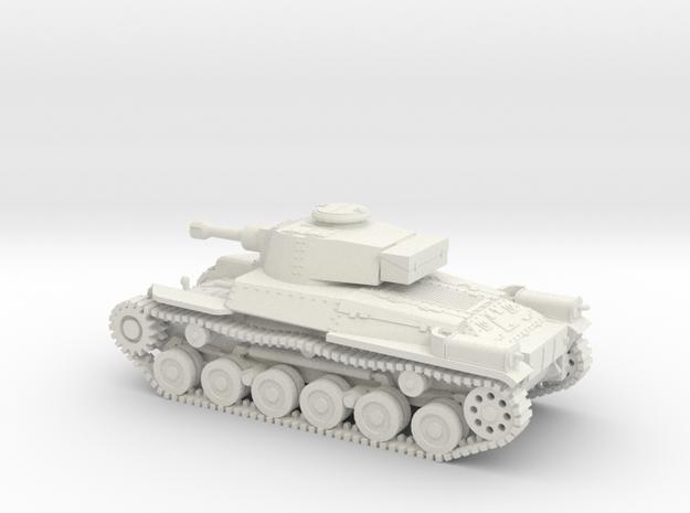 1/87 IJA Type 97 Shinhoto Tank w/120mm gun