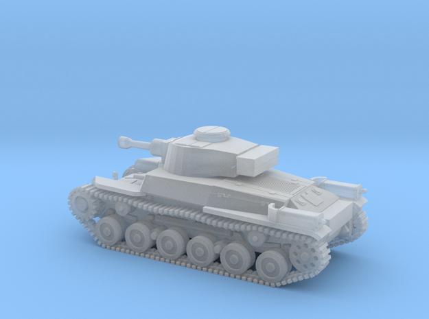 1/144 IJA Type 97 Shinhoto Tank w/120mm gun
