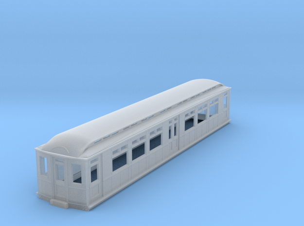 o-148fs-district-c-stock-trailer-coach in Smooth Fine Detail Plastic