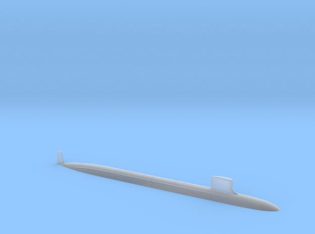 USS Virginia 1:1250 in Smooth Fine Detail Plastic