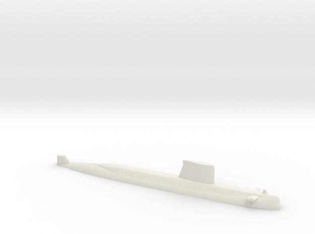 Agosta 1:1250 in White Natural Versatile Plastic