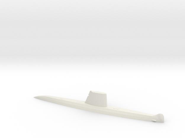 Aréthuse 1:1250 in White Natural Versatile Plastic