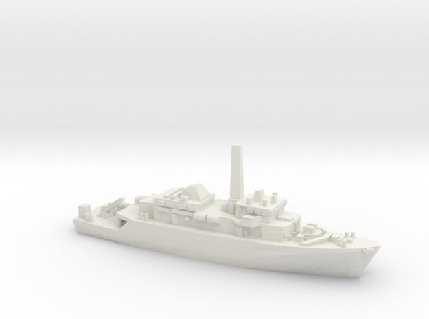 Eridan 1:1250 in White Natural Versatile Plastic