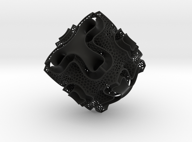 Double Schwarz D 3d printed
