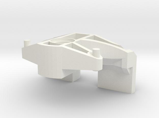 Piece 49423- Technic Cover in White Natural Versatile Plastic