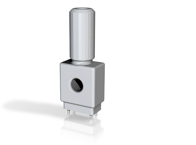 4 Bolt Chair Press Tool 3d printed