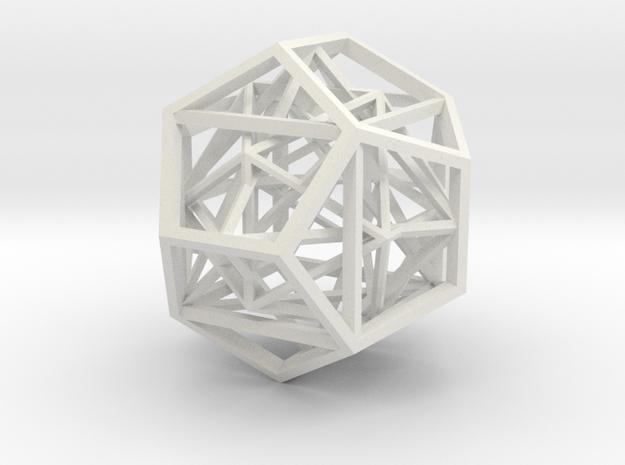 gmtrx lawal geometron in White Natural Versatile Plastic