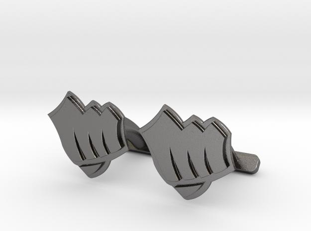 Riot Fist Cufflinks