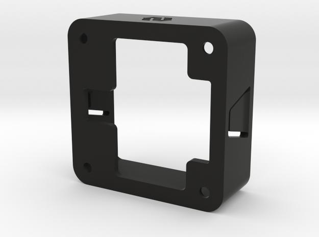 "M5 Stack 2-1/4"" Instrument Hole Adapter - 100°CS in Black Natural Versatile Plastic"