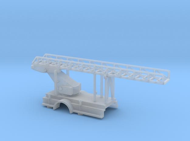 1:120 Aufbau Drehleiter DL 25 für LKW IFA S4000 Ti in Smooth Fine Detail Plastic