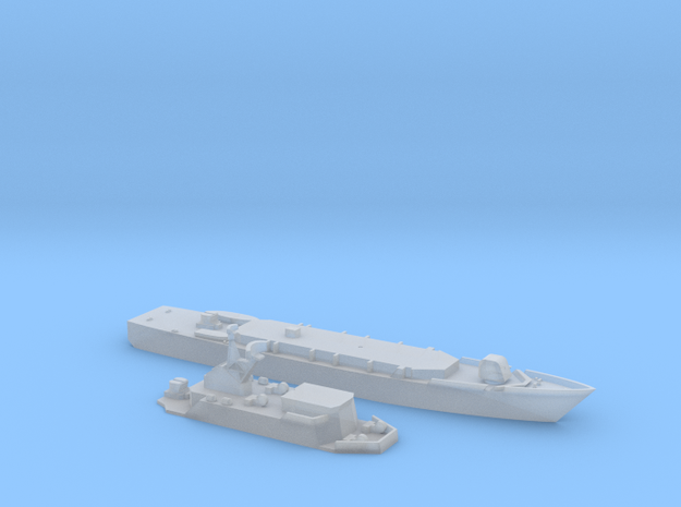 POHJANMAA MINELAYER 1250 2 PART in Smooth Fine Detail Plastic