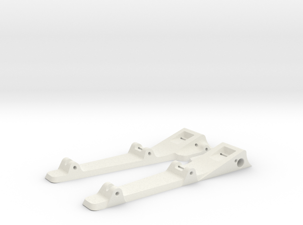 916sr - side pans in White Natural Versatile Plastic