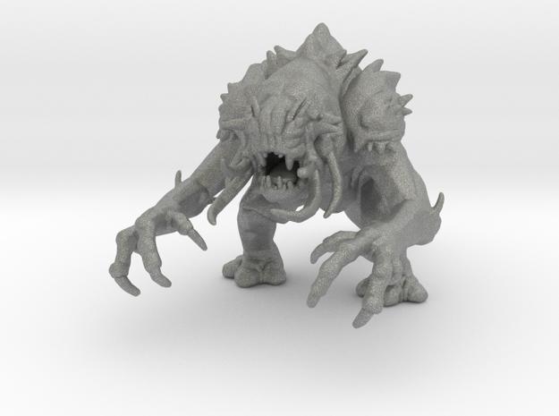 Felucian Bull Rancor Epic monster Infantry mini in Gray PA12