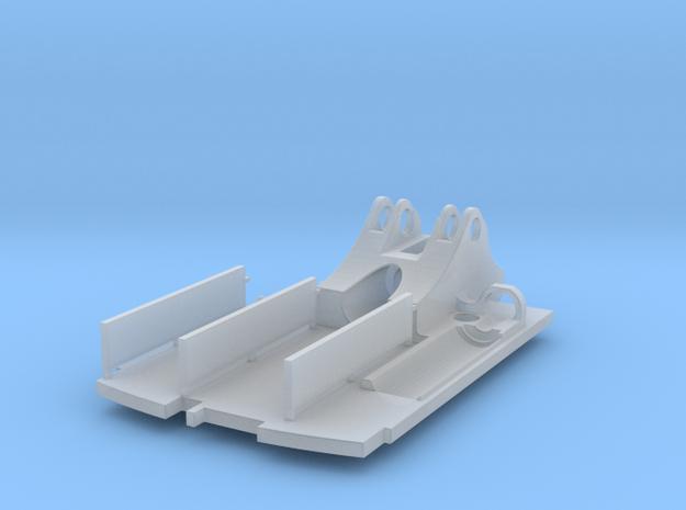 R954 Bodenplatte in Smooth Fine Detail Plastic