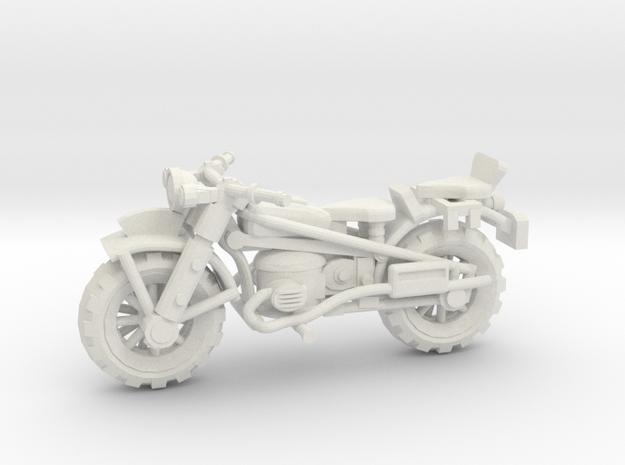 28mm WW2 style Motorbike model-2