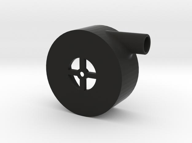 Tesla Turbine Casing 3d printed