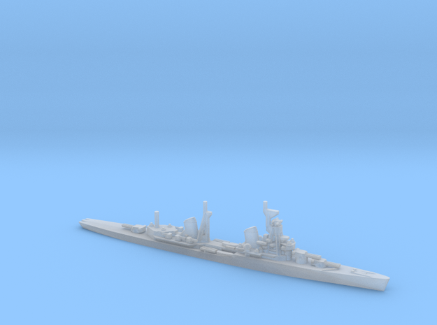 Soviet Kirov-Class Cruiser in Smooth Fine Detail Plastic