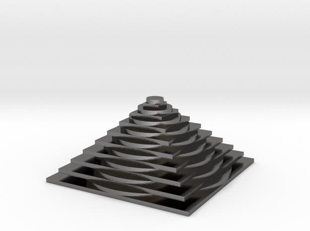 Harmonic Resonator Pendant 3d printed