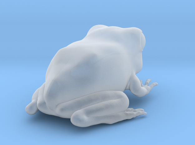 Eastern Gray Tree Frog in Smoothest Fine Detail Plastic