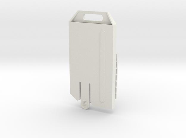 PAKNIFE Locking Sheath 3d printed